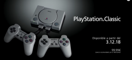 PlayStation Classic presenta sus 20 títulos