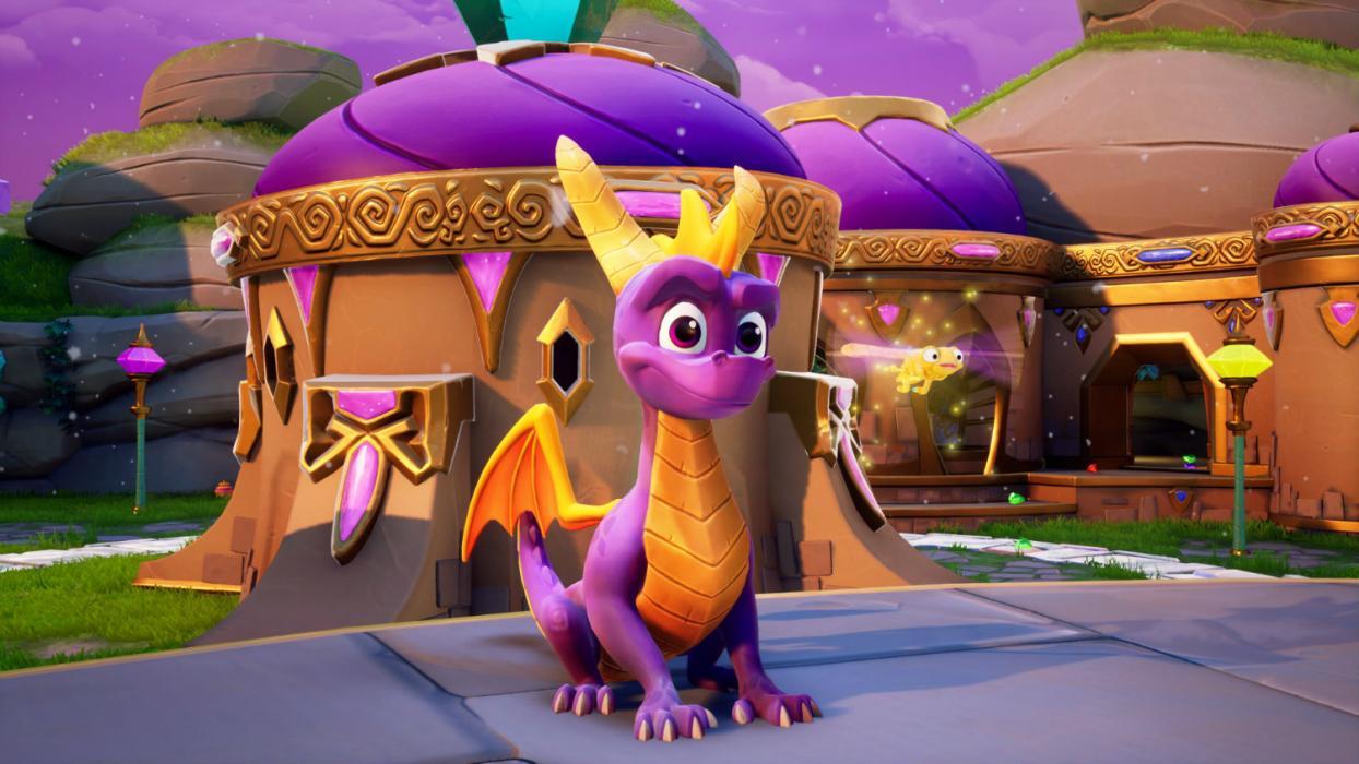 Spyro Reignited Trilogy muestra su tráiler de lanzamiento, 13 de noviembre