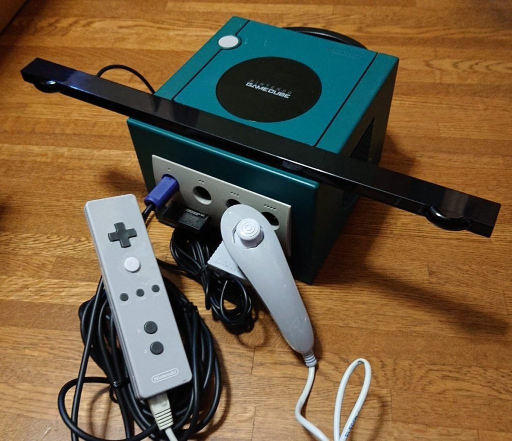 Aparece prototipo de los mandos de Wii en Gamecube
