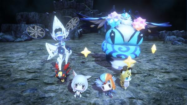 World of Final Fantasy 2 tiene la historia escrita
