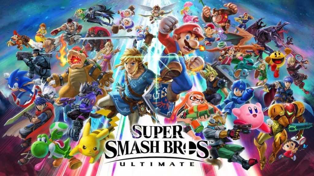 El 1 de noviembre tendremos direct de Super Smash Bros Ultimate y un Treehouse