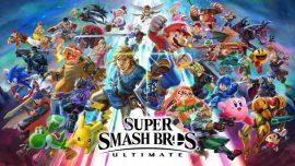 El 1 de noviembre tendremos direct de Super Smash Bros Ultimate y un Treehouse