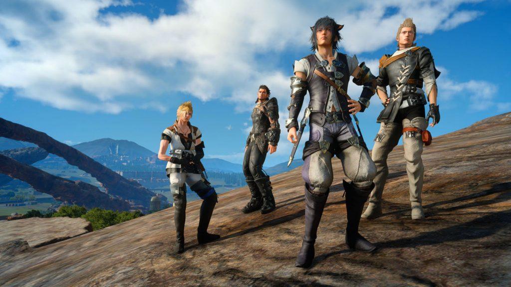 Final Fantasy XV celebra su segundo aniversario y enseña contenido de Episode Ardyn