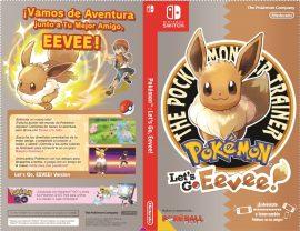 Echa un vistazo a estas portadas fanmade de Pokémon Let's GO