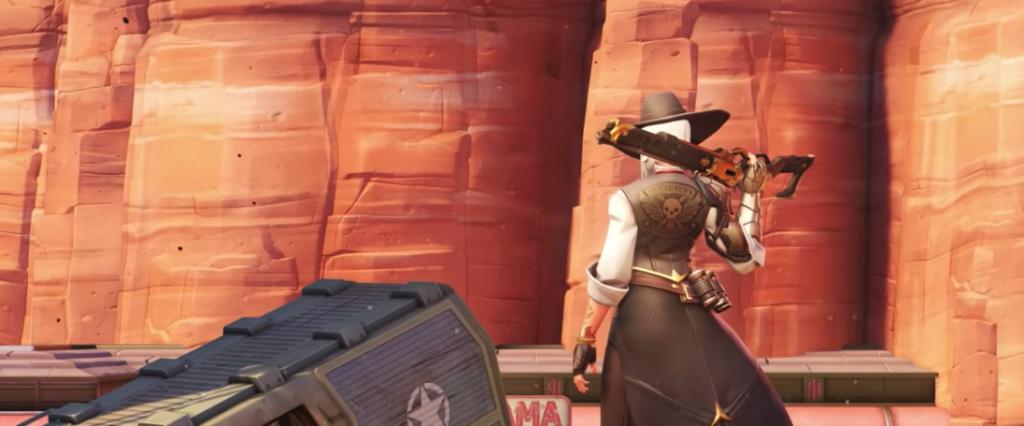 Ashe llega como personaje jugable a Overwatch