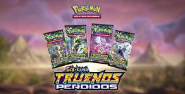 Pokémon Truenos Perdidos ya disponible junto con los legendarios Ho-oh y Lugia