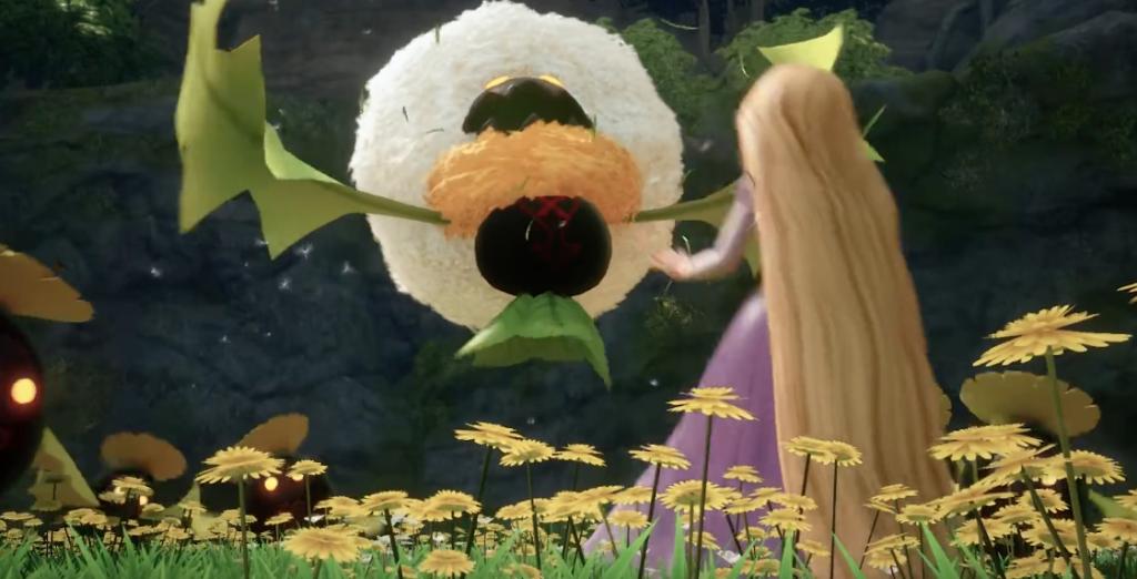 Enredados se luce en un nuevo vídeo de Kingdom Hearts III