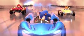 Confirmada la nueva fecha de Sonic Team Racing