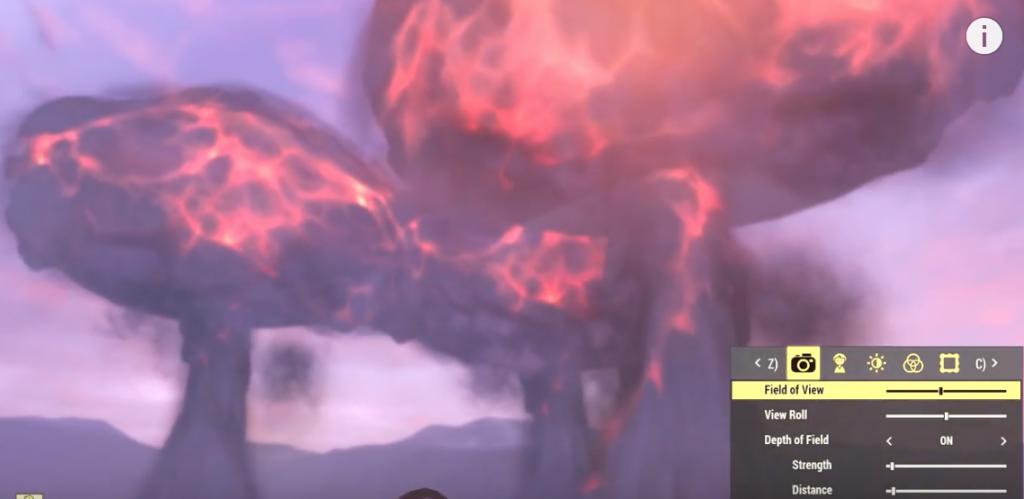 Esto es lo que pasa cuando activas tres armas nucleares en Fallout 76