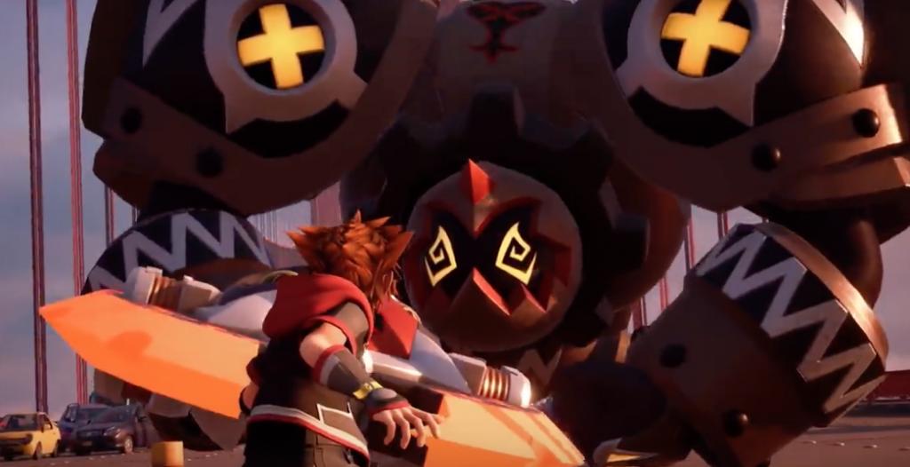 La batalla definitiva de Kingdom Hearts III en un nuevo tráiler