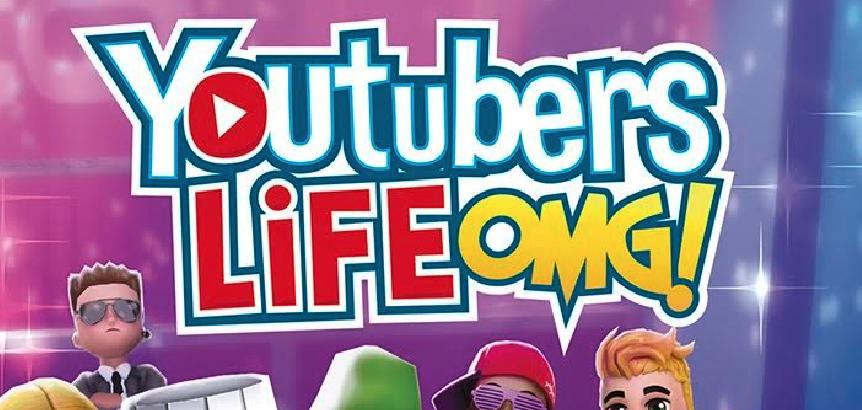 Raiser Games inicia la distribución física con Koch Media y Youtubers Life OMG!