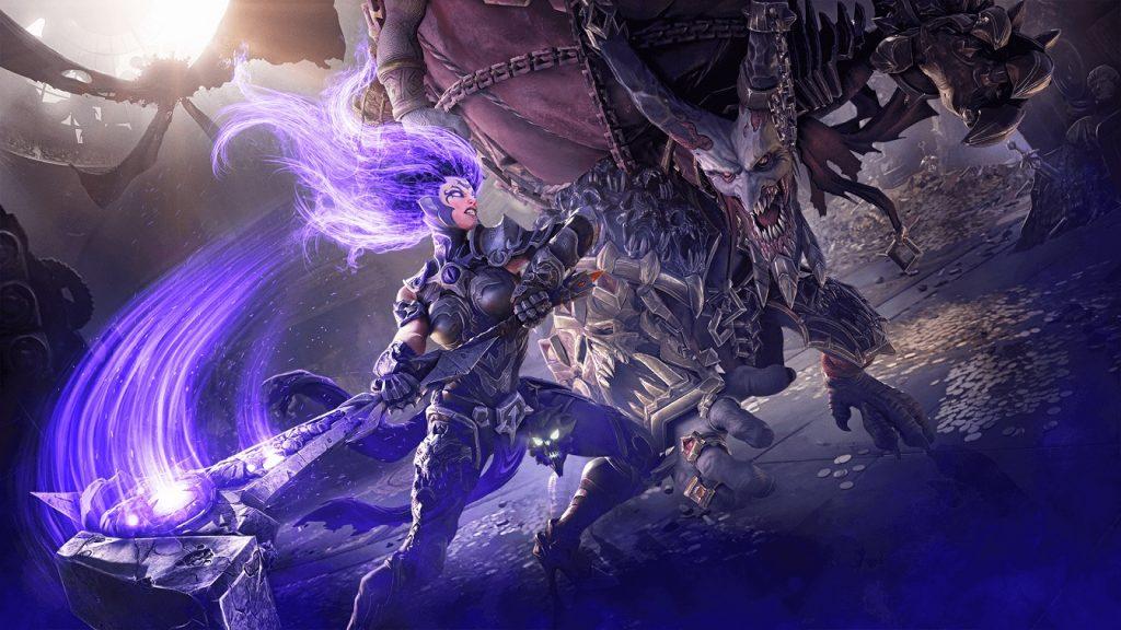 La introducción de Darksiders III en un nuevo tráiler