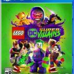 LEGO DC Súper Villanos - Plataforma PlayStation 4