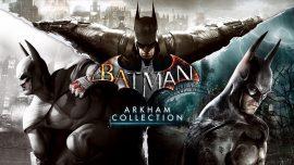 Mañana llegaría Batman: Arkham Collection con tres títulos de la saga