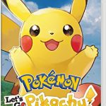 Pokémon Let's Go Pikachu / Eeevee - Nintendo Switch