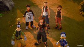 Kingdom Hearts III está oficialmente acabado