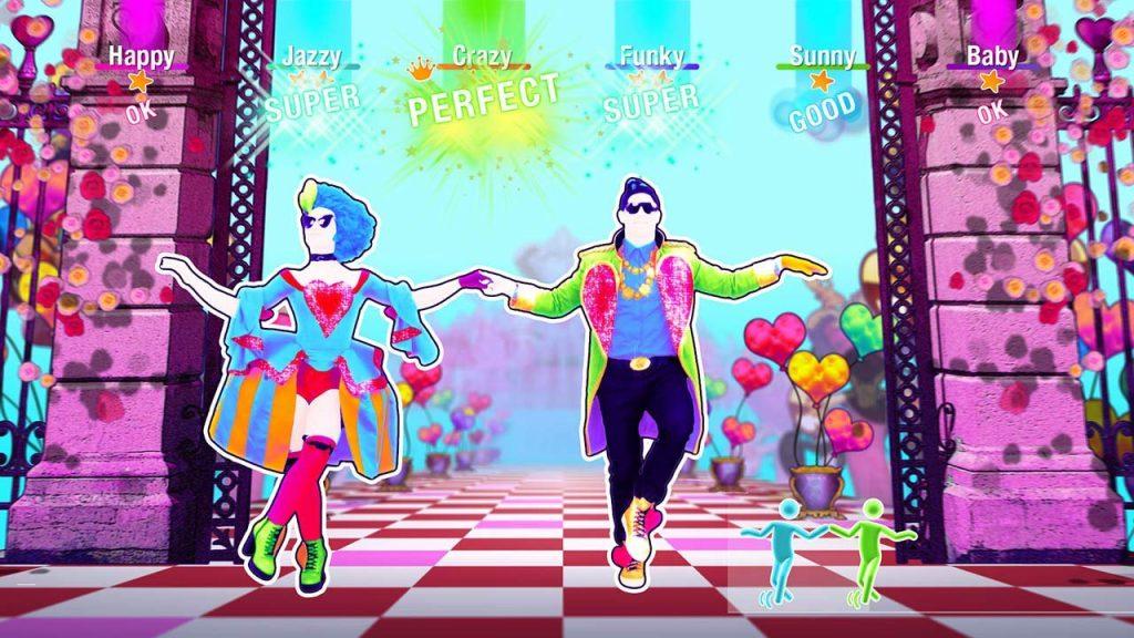 just dance 324234