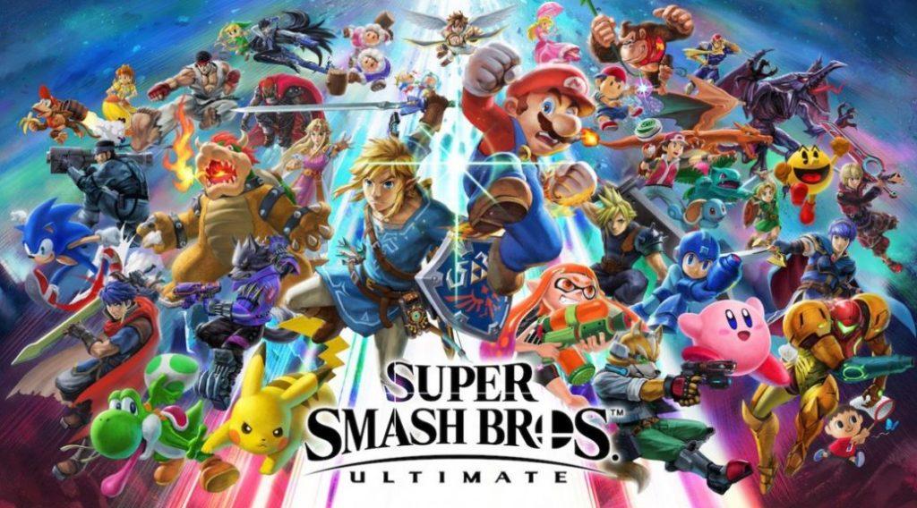 Super Smash Bros Ultimate contará con más de 700 espíritus