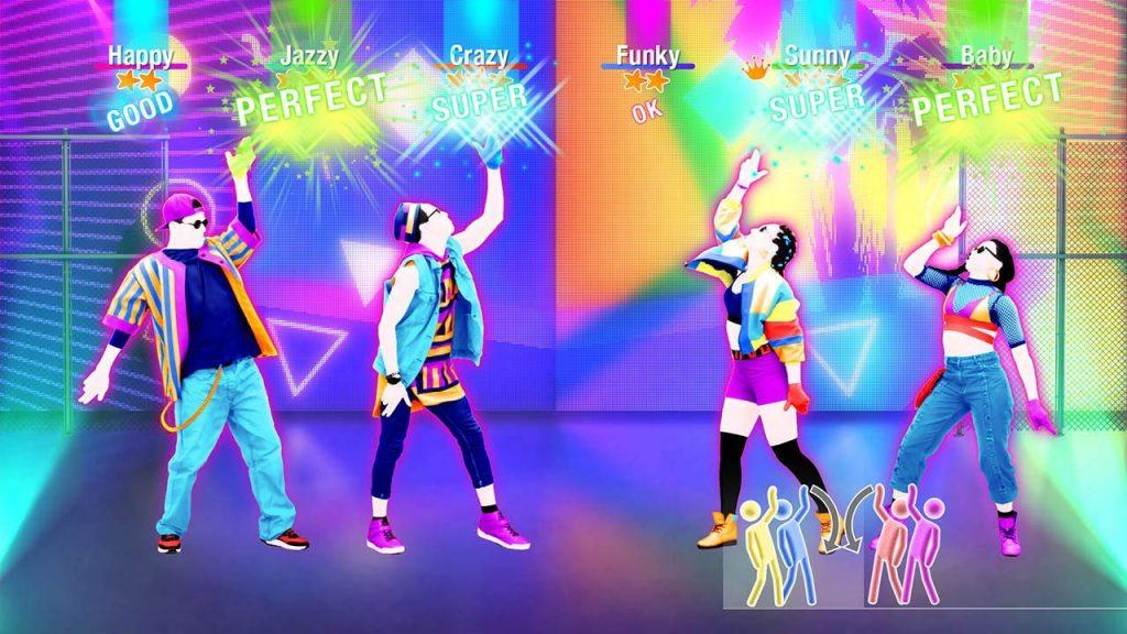 just dance 2342