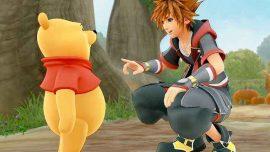 Winnie the Pooh se deja ver en Kingdom Hearts III