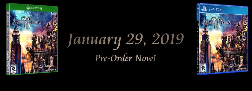 Desvelado el tráiler de introducción de Kingdom Hearts III