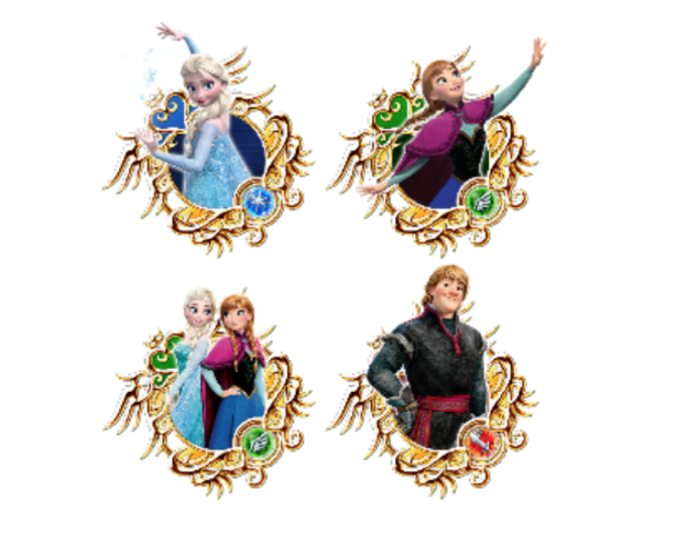 Kingdom Hearts Union χ[Cross] presenta colaboración con Frozen