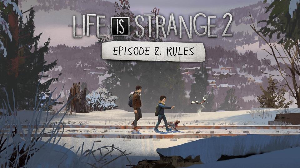 El segundo episodio de Life is Strange 2 disponible el 24 de enero