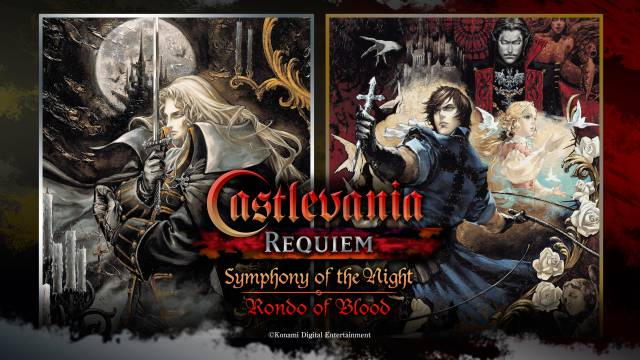 analisis Castlevania Requiem: Symphony of the Night & Rondo of Blood