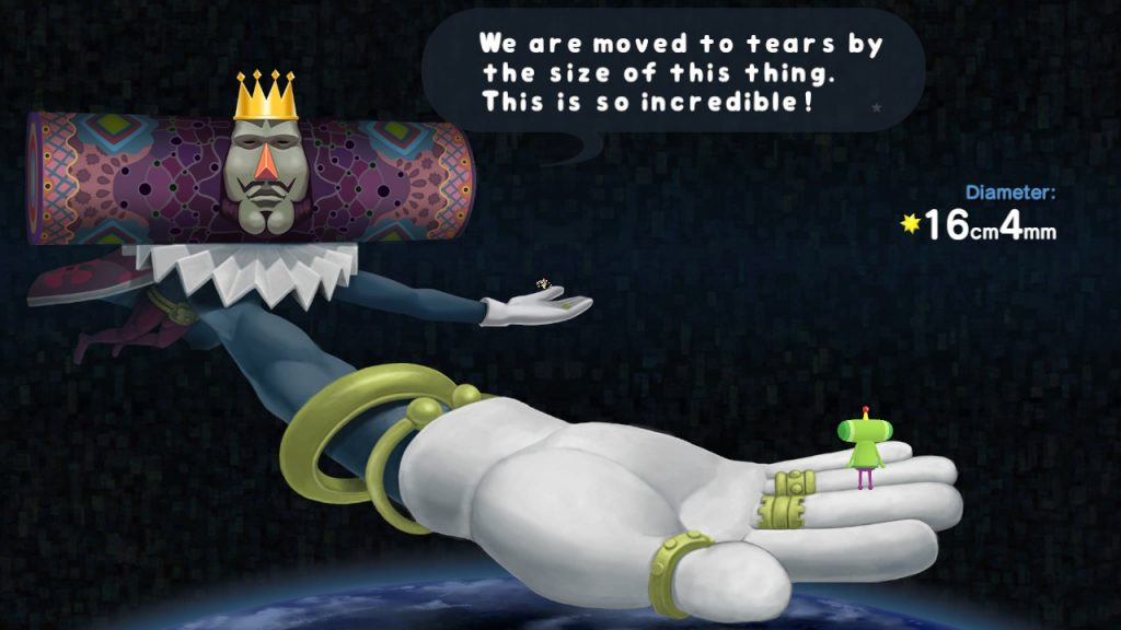 Katamari Damacy Reroll. 4353