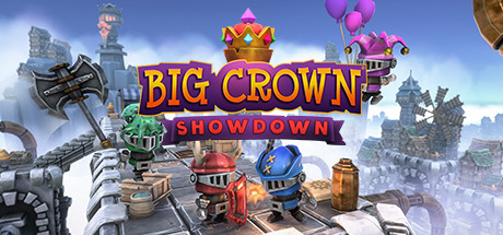 analisis Big Crown Showdown
