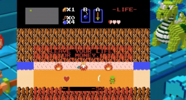 Se descubre un Minus World de The Legend of Zelda de NES