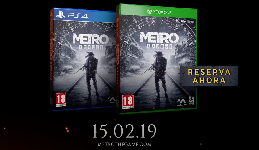 Desvelada la exclusiva y espectacular Custom Edition de Metro Exodus