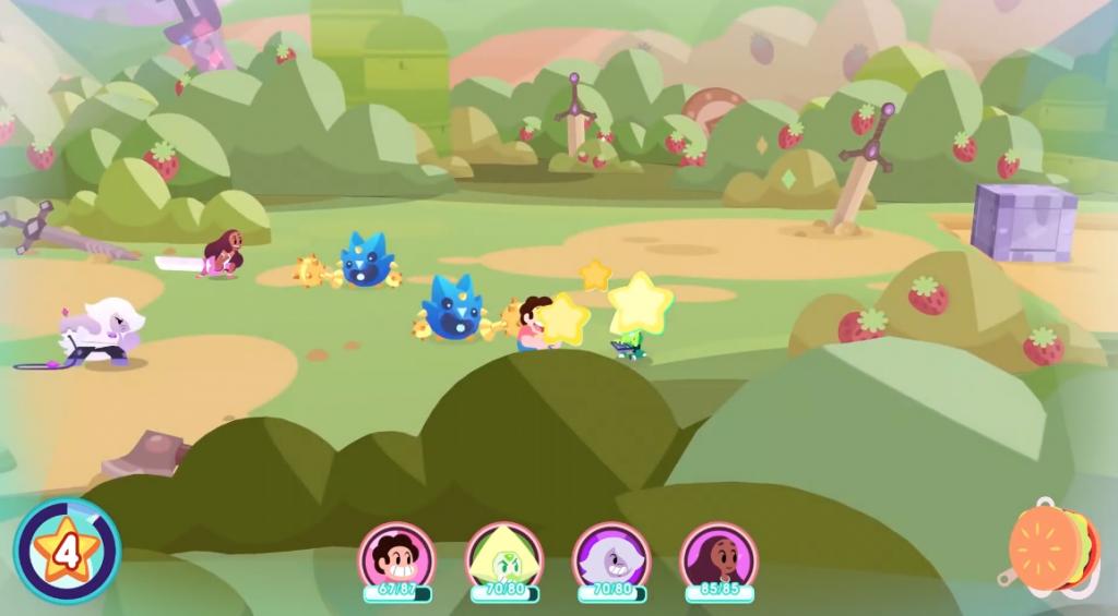 Steven Universe: Salva la Luz & ¡OK K.O.! Quiero ser un Héroe llegarán en un pack