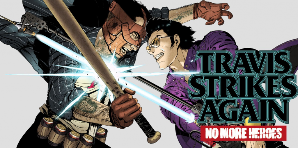 Travis Strikes Again No More Heroes analisis