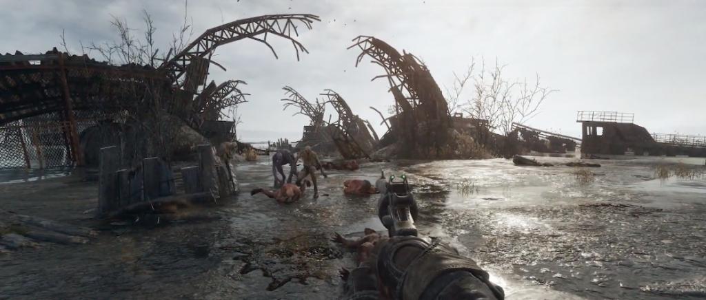 El increíble arsenal de armas de Artyom en Metro Exodus