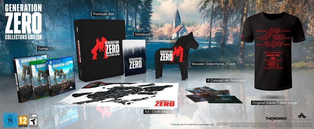 Confirmada la fecha de lanzamiento de Generation Zero