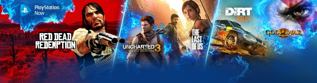 PlayStation Now anuncia su llegada a España