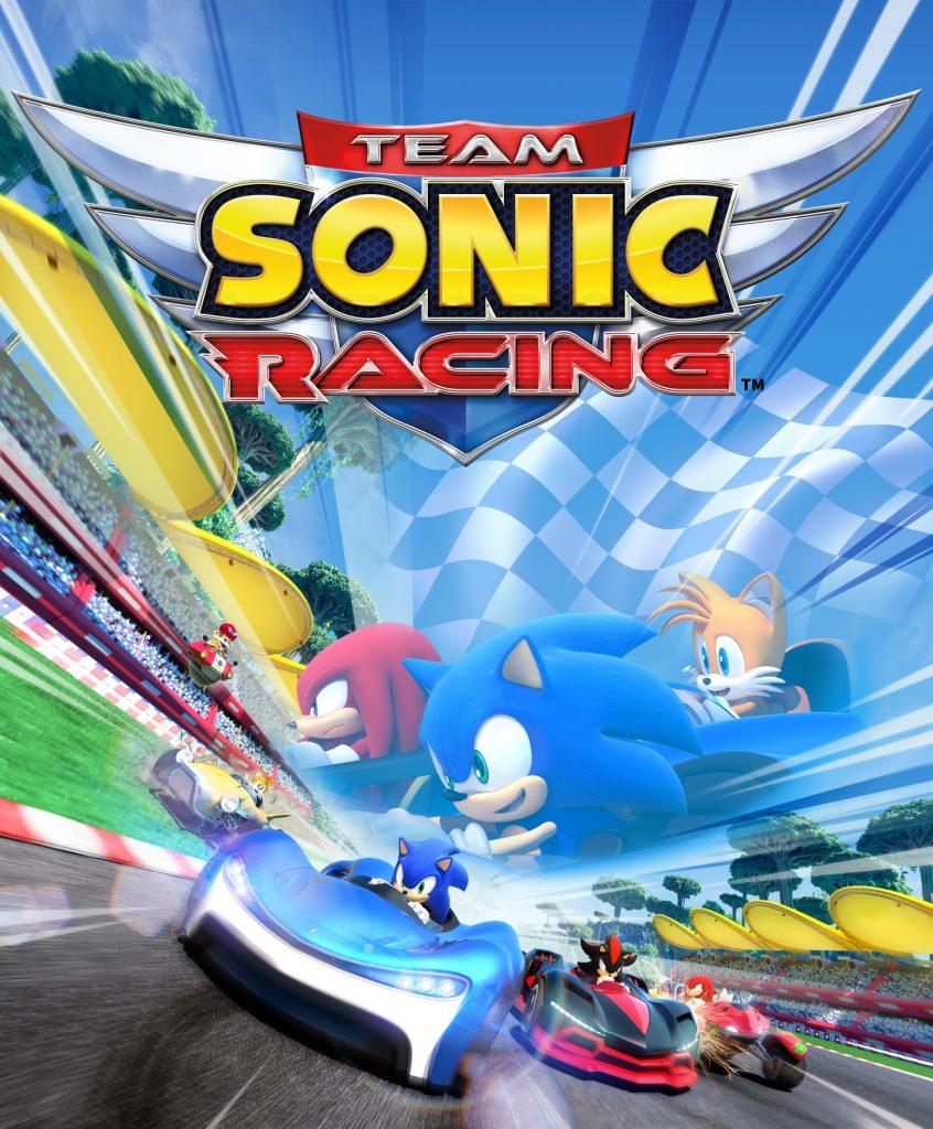 Un tema musical y un mapa de corte playero para Sonic Team Racing