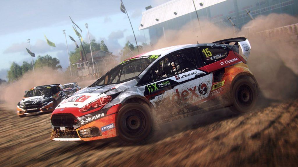 El mundial de Rallycorss de la FIA en DiRT Rally 2.0