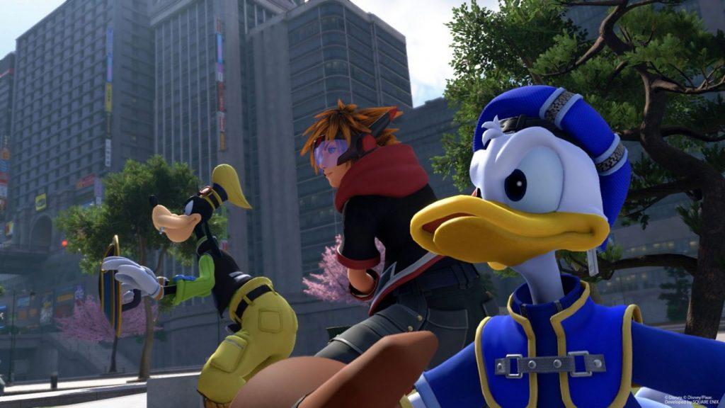 Kingdom Hearts III no presentará más mundos Disney