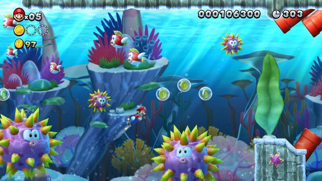 New Super Mario Bros. U Deluxe  32423432