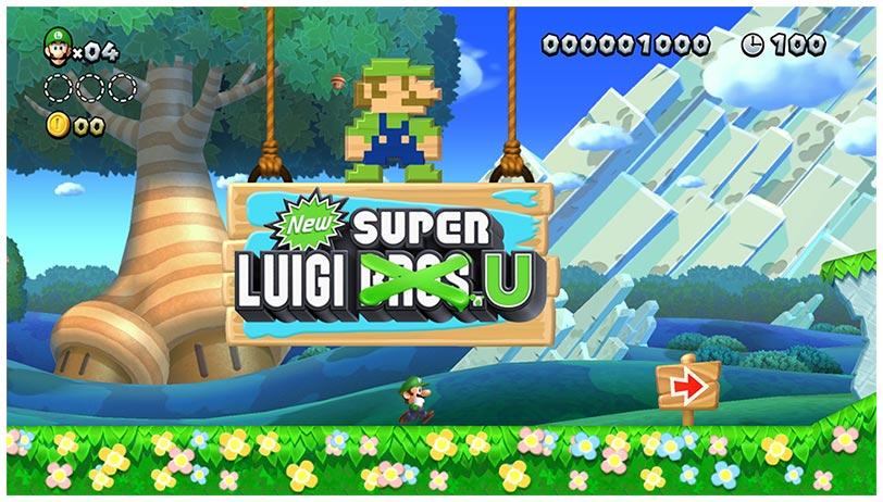 New Super Mario Bros. U Deluxe  32423