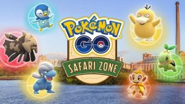 Pokémon Go anuncia Eclosionatón y Zona Safari