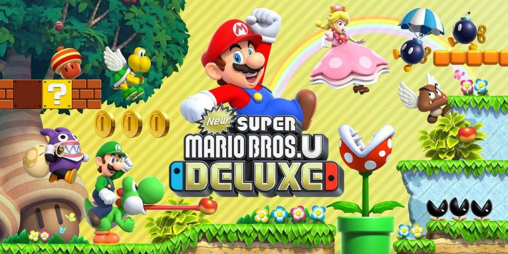 New Super Mario Bros. U Deluxe  análisis