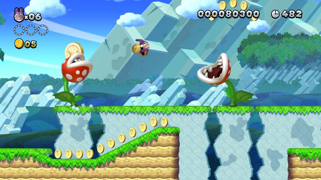 New Super Mario Bros. U Deluxe  2342342