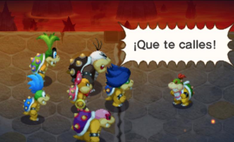 Mario & Luigi: Viaje al centro de Bowser + Las peripecias de Bowsy 23432
