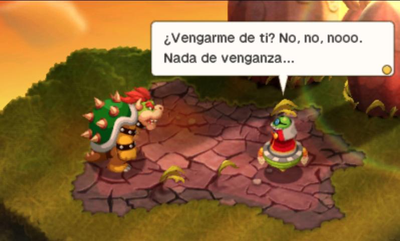 Mario & Luigi: Viaje al centro de Bowser + Las peripecias de Bowsy 2342