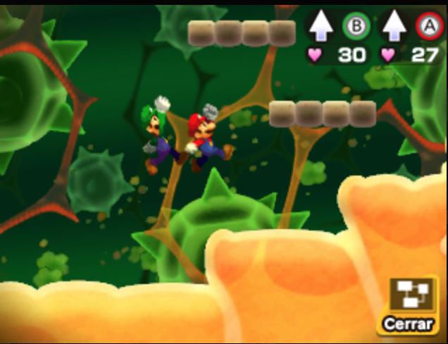 Mario & Luigi: Viaje al centro de Bowser + Las peripecias de Bowsy 3242