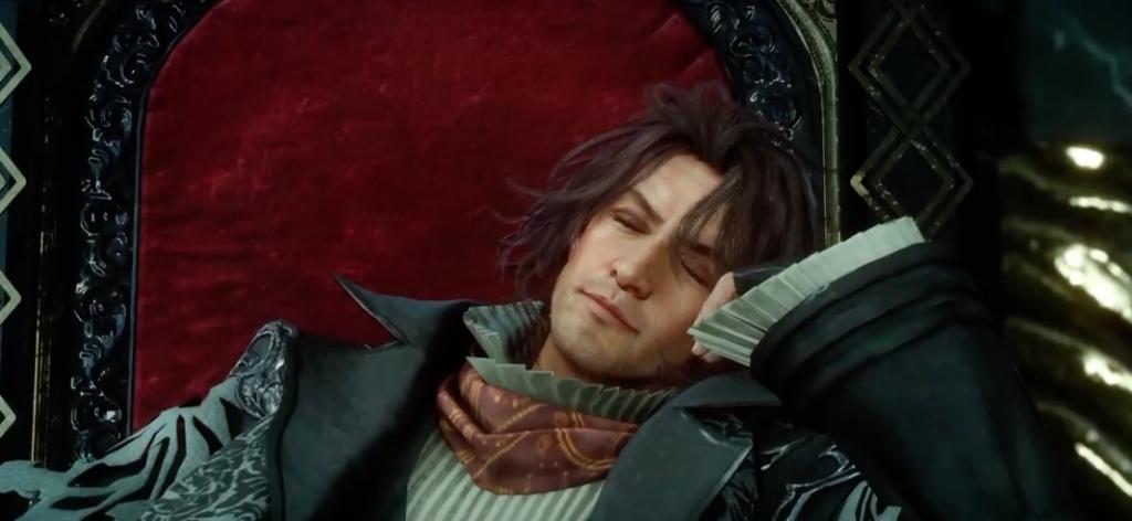 La verdad sobre el carismático villano de Final Fantasy XV