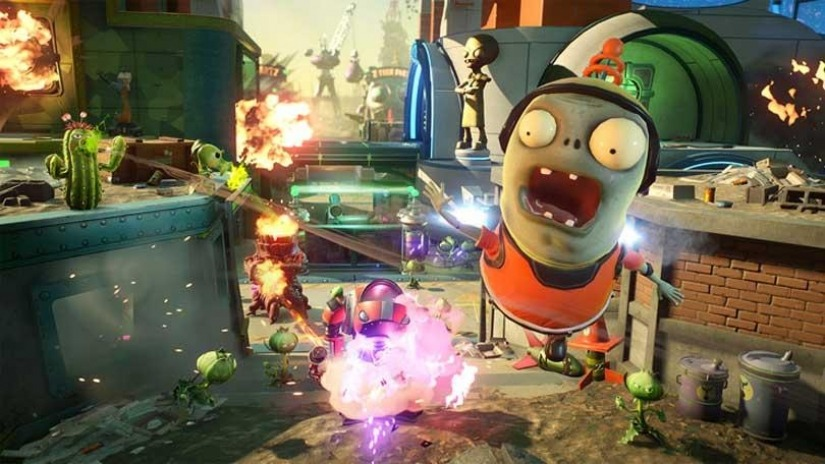 Se anuncia un nuevo Plantas vs Zombies y Need for Speed para este 2019